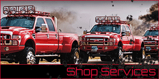 Shop Services we provide